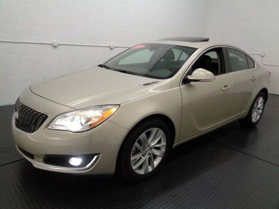 2015 BUICK REGAL PREMIUM*TURBO*MOONROOF*HEATED LEATHER*PRICE REDUCED!!