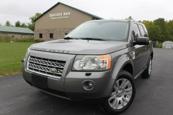 2008 Land Rover LR2 SE SUV! Only 100k Mi! NEWER TIRES! JUST SERVICED!