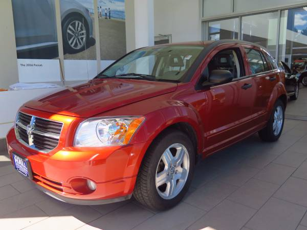 2007 DODGE CALIBER SXT LOW MILES/LOCAL TRADE/EXTRA CLEAN/GREAT MPG