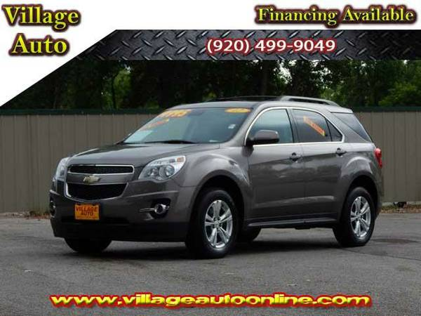 2012 *Chevrolet Equinox* LT *One Owner* *Low Miles* - Gray-TRADE INS...