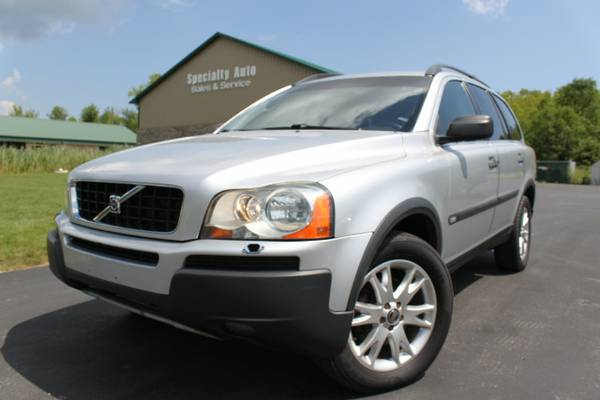 2004 Volvo XC90 AWD SUV! 126k Mi! NEW TIRES! RUST FREE!