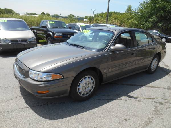 2001 BUICK LESABRE (LIMITED)