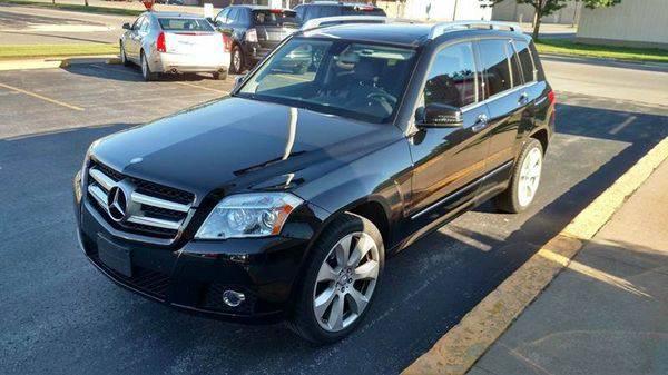 2011 *Mercedes-Benz* *GLK* GLK350 4MATIC AWD 4dr SUV
