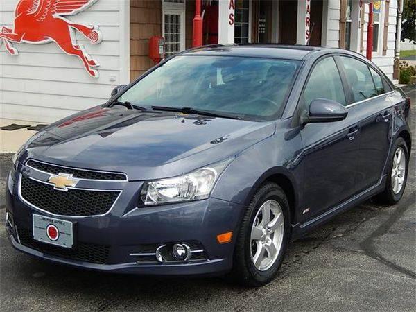 2014 *Chevrolet* *Cruze* 1LT Auto