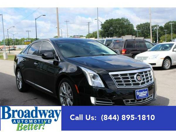 2013 *Cadillac XTS* Premium Green Bay