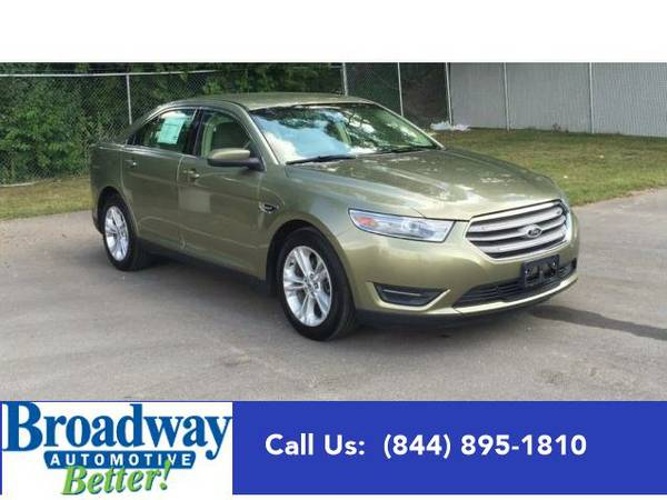 2013 *Ford Taurus* SEL Green Bay