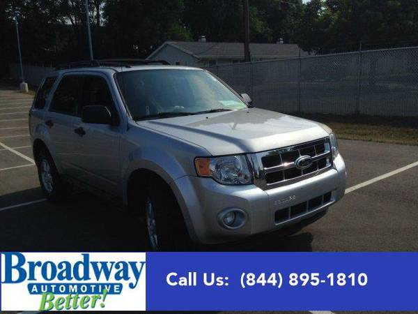 2012 *Ford Escape* XLT Green Bay
