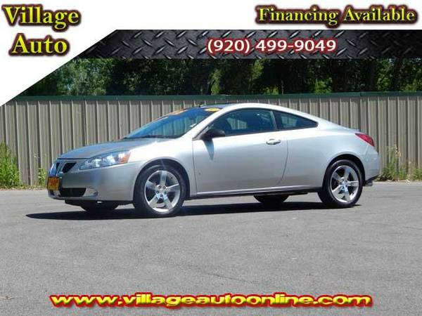 2007 *Pontiac G6* GTP *One Owner* *Reduced* - Silver-TRADE INS...