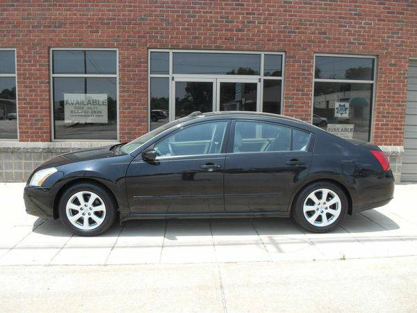 2007 *Nissan* *Maxima* SL - Your Pre-Owned Import Specialist