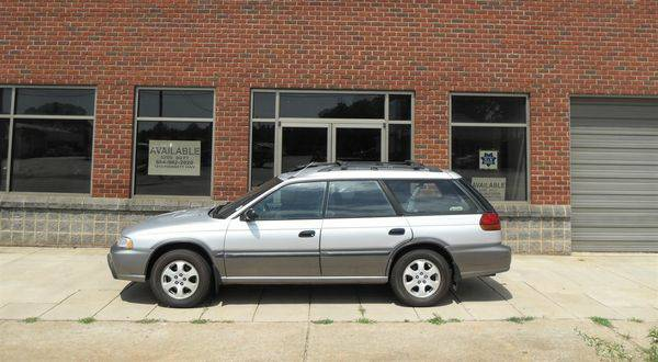 1999 *Subaru* *Legacy* Outback - Your Pre-Owned Import Specialist