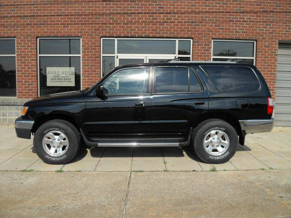 2000 *Toyota* *4runner* SR5 - Your Pre-Owned Import Specialist