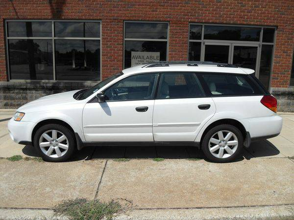 2007 *Subaru* *Outback* Base - Your Pre-Owned Import Specialist