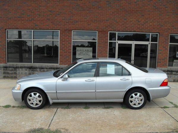 2002 *Acura* *3.5rl* Sedan - Your Pre-Owned Import Specialist