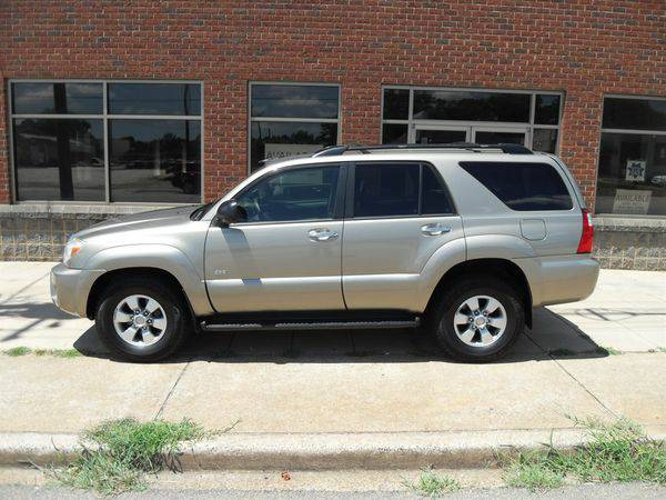2007 *Toyota* *4runner* SR5 - Your Pre-Owned Import Specialist