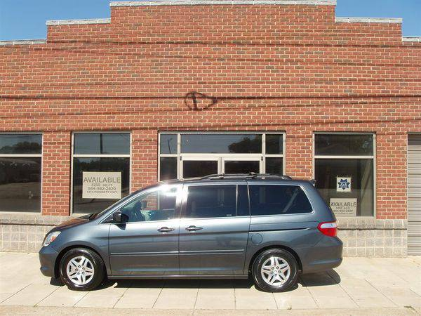 2006 *Honda* *Odyssey* EX-L - Your Pre-Owned Import Specialist