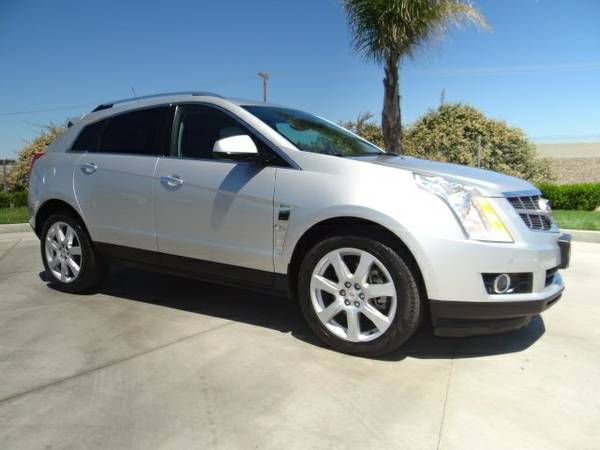 2010 Cadillac SRX 4D Sport Utility Performance only 57,193 miles