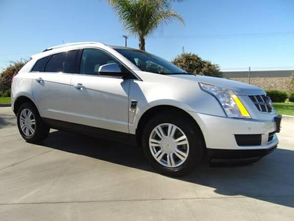 2011 Cadillac SRX 4D Sport Utility Luxury only 45,438 miles