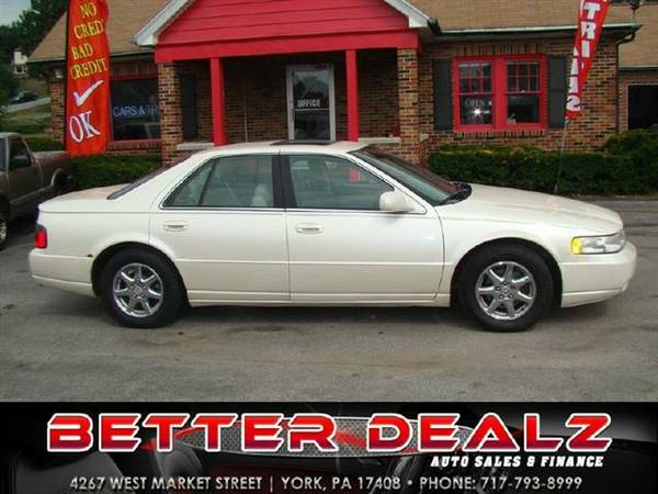 2001 Cadillac Seville SLS - (Fresh Trade, WHOLESALE DEAL< MAKE...