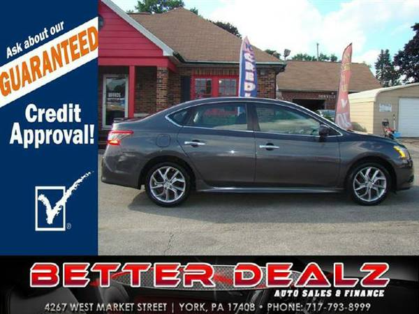 2013 Nissan Sentra SR - (Bad Credit? You are Approved Here!!)