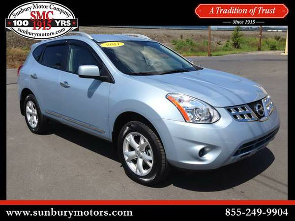 2011 Nissan Rogue - *GET TOP $$$ FOR YOUR TRADE*