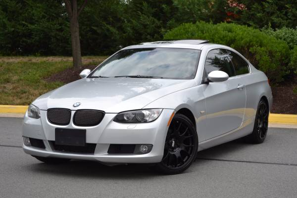 🚗🚗🚗2007 BMW 328XI COUPE*AWD*BBS...