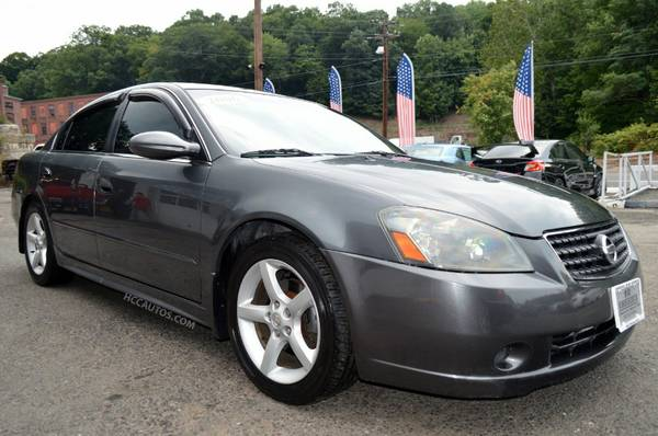 2006 Nissan Altima* 3.5L V6* LOCAL TRADE IN*ALLOY WHEELS* DUAL EXHAUST