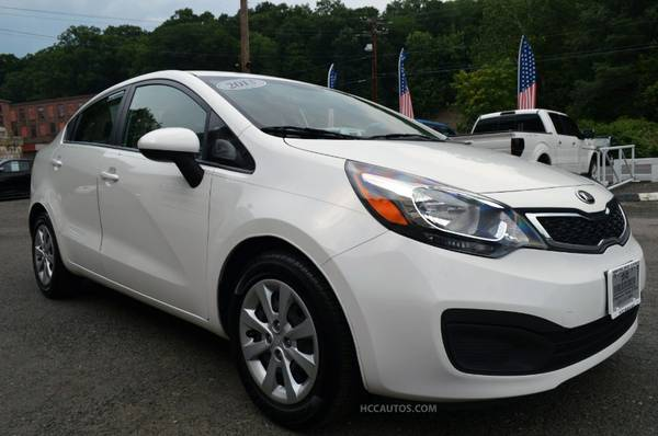 2013 Kia Rio EX* 1 OWNER* BLUETOOTH* AUX/USB CONNECT* SIRIUS SATELITE