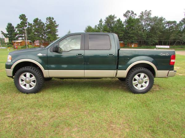 2008 Ford F150 King Ranch Super Crew 4WD