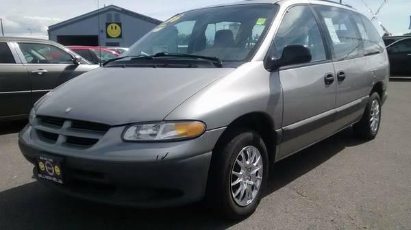 LOW MILES!! 1996 Dodge Caravan SE $99Down $139/mo OAC!!