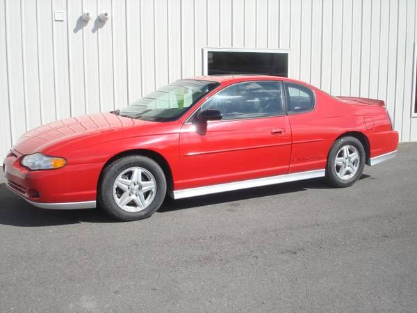 2003 Chevrolet Monte Carlo SS Coupe *V6 auto*
