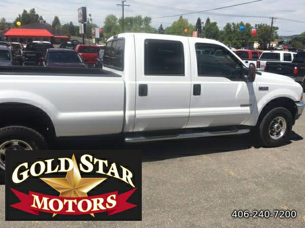 2003 FORD F-350 SD LARIAT 4X4 DIESEL- 7 DAY SALE!!! LOOK AT THIS...