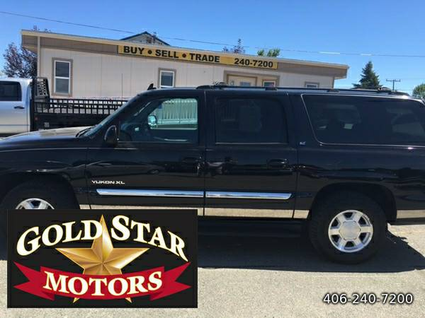 2006 GMC YUKON XL SLT1500 4WD-- EXCELLENT SHAPE- LOW PRICES!!