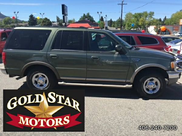 2000 FORD EXPEDITION EDDIE BAUER 4X4--GREAT DEAL, COME AND SEE!