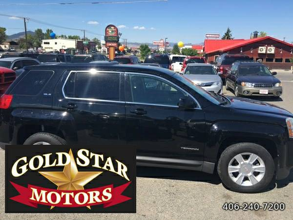 2011 GMC TERRAIN SLE1 AWD-- LOOK AT THE NICE CONDITION!- ONSITE...