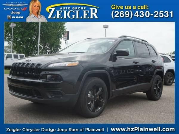 2016 Jeep Cherokee Sport SUV Cherokee Jeep