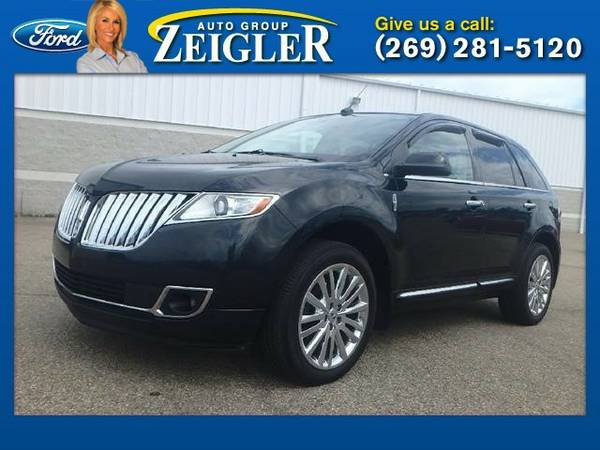 2011 Lincoln MKX AWD SUV MKX Lincoln