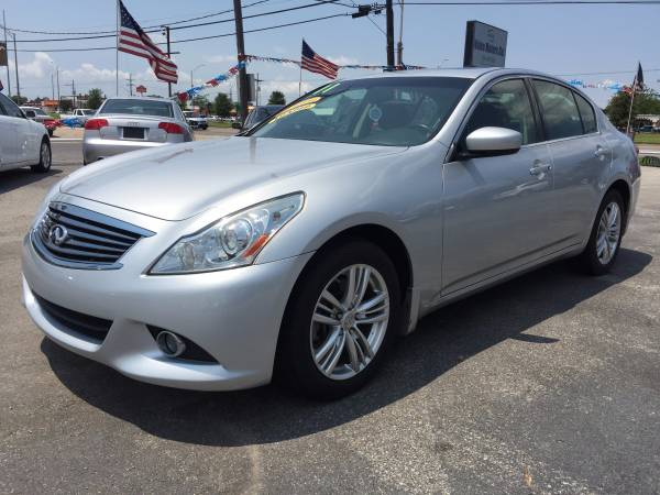 ★★★INFINITI G37 SPORT►$1899 DOWN-99.9%APPROVED