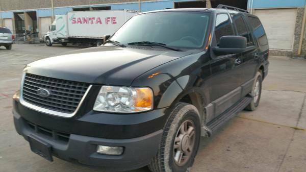 2006 ford expedition family size