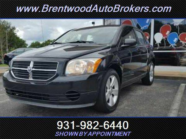 2010 *Dodge* *Caliber* SXT WE ARE THE BANK- OPEN ON SUNDAYS!
