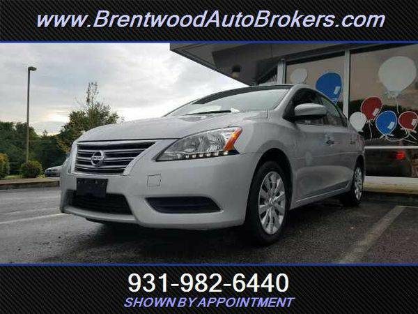 2013 *Nissan* *Sentra* SL WE ARE THE BANK- OPEN ON SUNDAYS!