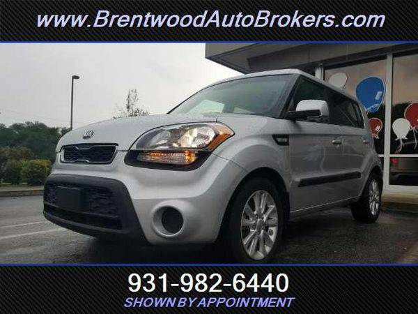 2013 *Kia* *Soul* WE ARE THE BANK- OPEN ON SUNDAYS!