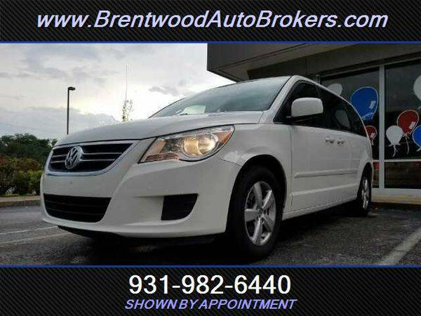 2009 *Volkswagen* *Routan* SEL WE ARE THE BANK- OPEN ON SUNDAYS!