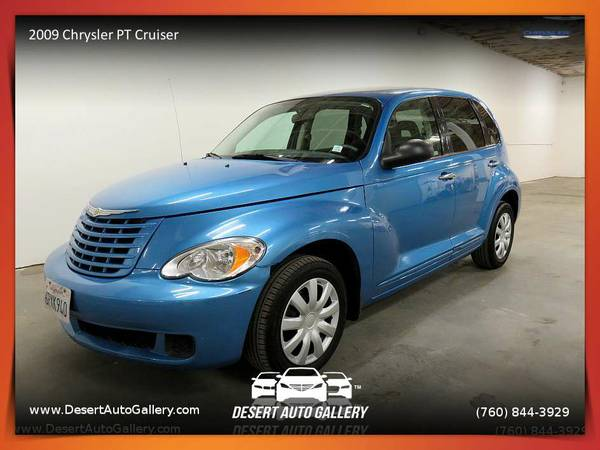 2009 Chrysler PT Cruiser Van/Minivan - Clearly a better value!