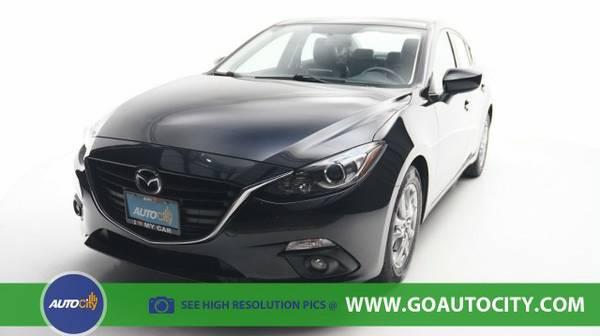 2015 Mazda Mazda3 Sedan Automatic i Grand Touring Sedan Mazda3 Mazda