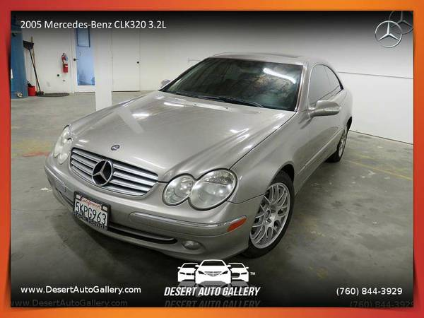 2005 Mercedes-Benz CLK320 3.2L Coupe in GREAT CONDITION!