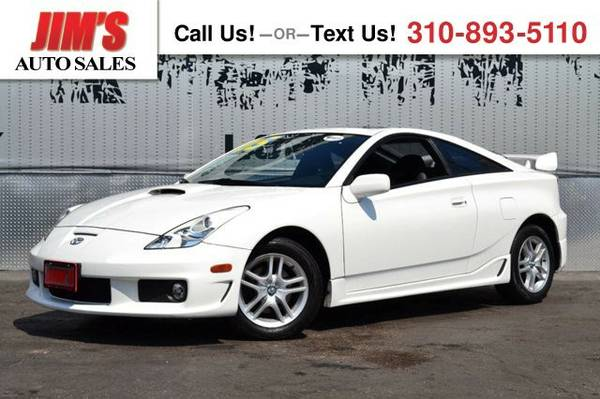 2005 Toyota Celica METICULOUSLY SERVICED! Coupe Celica Toyota