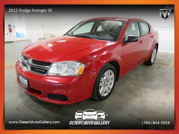 2012 Dodge Avenger SE Sedan at a PRICE YOU CAN AFFORD