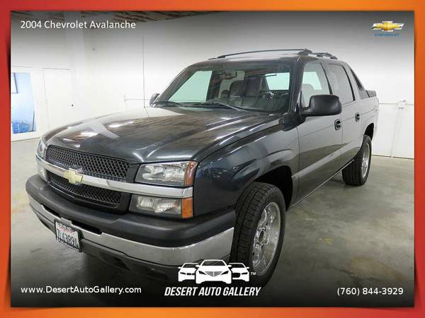 This 2004 Chevrolet Avalanche Wagon is PRICED TO SELL!