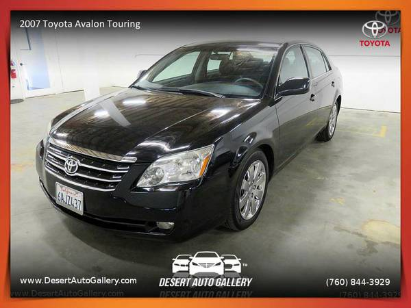 2007 Toyota Avalon Touring Luxury BIG ON STYLE - not budget!