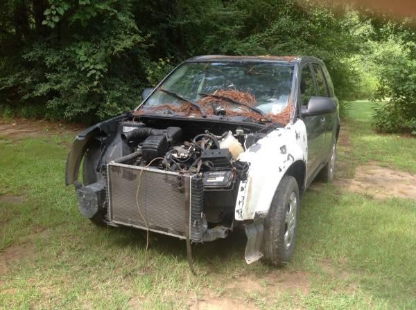 2007 saturn vue parts truck